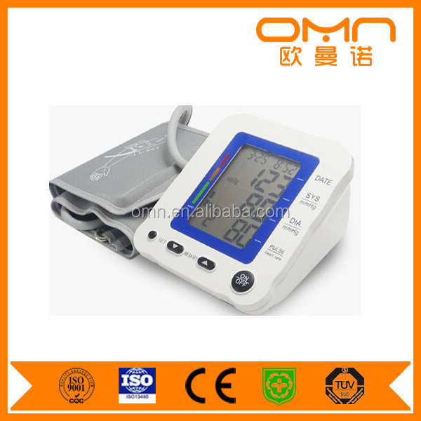 Cheap buy blood presssure monitor meter with cuff the best bp instrument sale online for home use OEM support