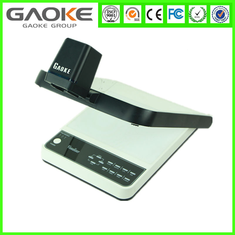 Portable document camera,Educational visualizer, Document Camera