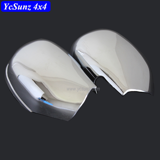 Rav4 Side Mirror Cover ABS Chrome Door Mirror Cover Use For Rav4 2001 to 2005 accessories