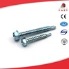 Gold supply of alibaba different types of self-drilling screw for metal