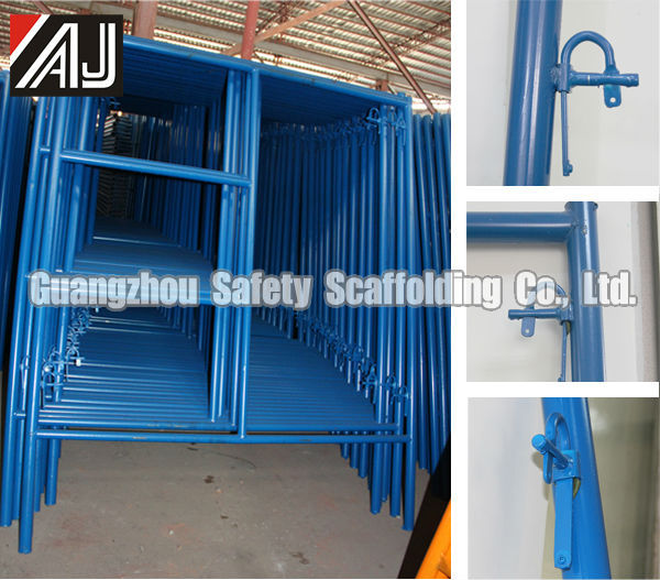 Guangzhou AJ Group Ladder Frame Steel Scaffold For Construction (1700*1219)