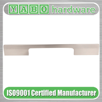 Made in china aluminium flush door pulls/stainless steel flush pull for furniture