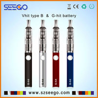 2013 revolutionary upgrading glass atomizer seego Vhit type B strass verdampfer