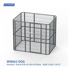 WI8662-DOG (Walk-in Dog Kennel)
