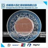 Military enterprise Cu-Ag alloy powder silver commodity made in china