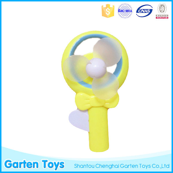 Summer toy spray hand fan toys for kids Environmental protection