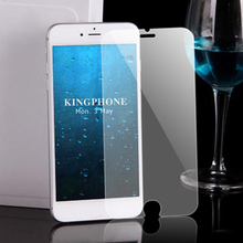 High quality tempered glass film screen protector screen guard for iPhone 6 7 6plus 7plus