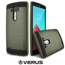 2016 Verus Verge Tough Armor Case for LG G4 Luxury Mobile Phone Hard Cover Back PC+TPU Case for LG G4