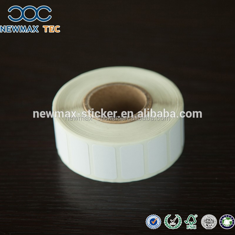 Thermal Transfer Paper Material and Scratch-Off Feature Self Adhesive Sticker Barcode Label