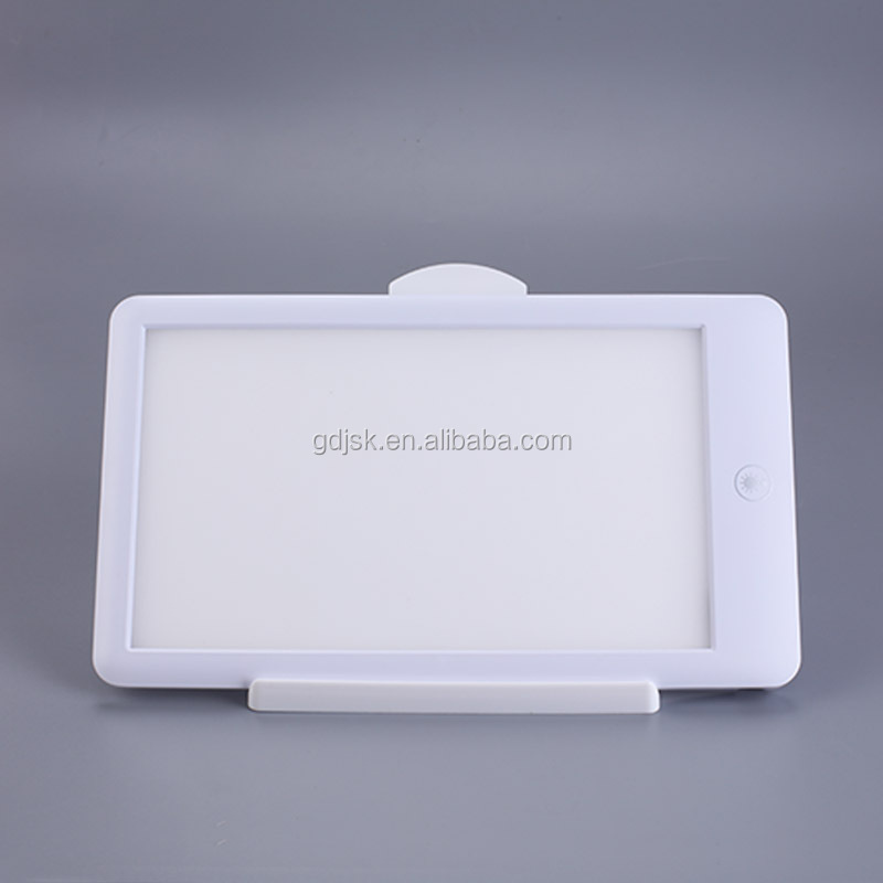 32000 Lux Portable RGB Led Wireless Light Medical Grade Sunlight Plus SAD Light Compact Personal Light Box For Winter Blues