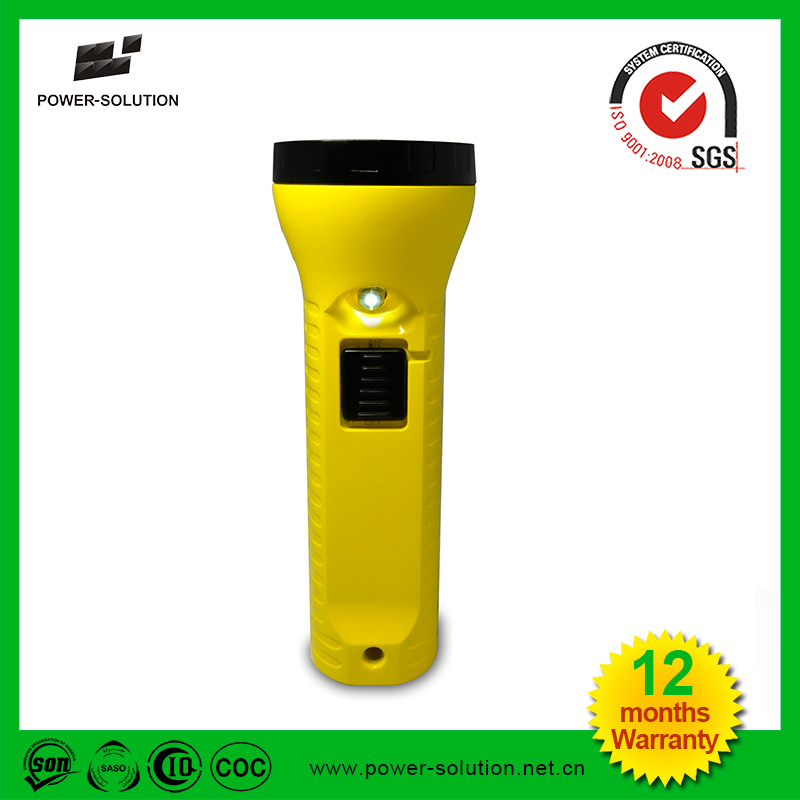 Mini Portable 0.5W LED Solar Powered Solar Torch With Reading Light