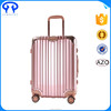 Custom ABS luggage set/carry-on luggage/travel trolley luggage bag/case