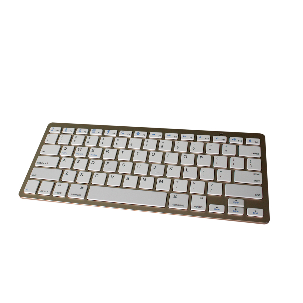 Mechaical bluetooth wireless keyboard for samsung smart tv