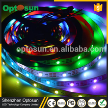 ws2812b led strip magic color with ic built in 5050 smd flexible led strip light