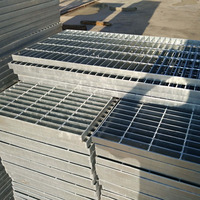 Steel Grating Wide Range Of Industrial Uses / Steel Grating Steel Bar Grating / Steel Grating Industrial Flooring Market