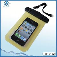 High quality sealed waterproof case for nokia lumia 1520 with armband