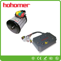 hohomer 1.5KW high power and torque AC motor conversion kits