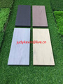 HDPE and plasic outdoor wpc floor for garden or house or pergola or vila