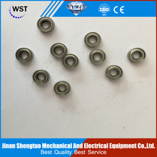 Mini type small flange bearings Bearing F683ZZ