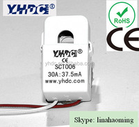 Black/White color Split core current transformer