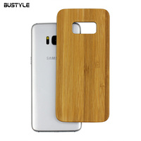 Wholesale Mobile Phone Bamboo Wood cases for iphone X Cover for Samsung galaxy S8 plus Case
