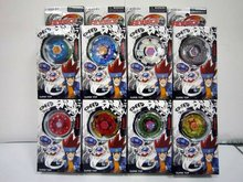 320pcs Rapidity Beyblade 4D Beyblade Metal Fusion Beyblade Spin Top Toy