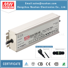 Meanwell IP67 waterproof led driver 100W 48V power supply with PFC function CLG-100-48