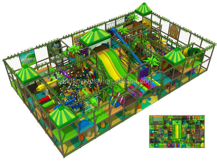 Amusement park indoor playground toys prices