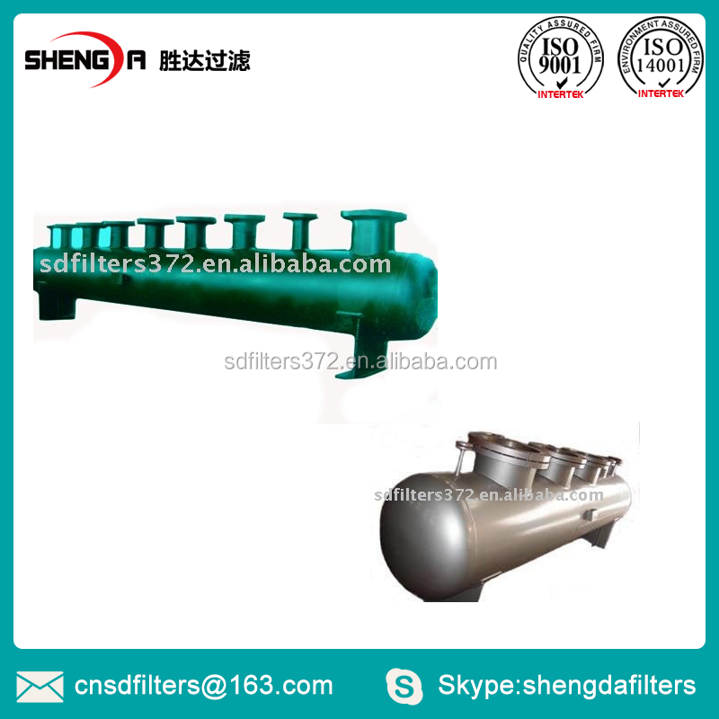 Pressure vessel with ASME certificate and U stamp