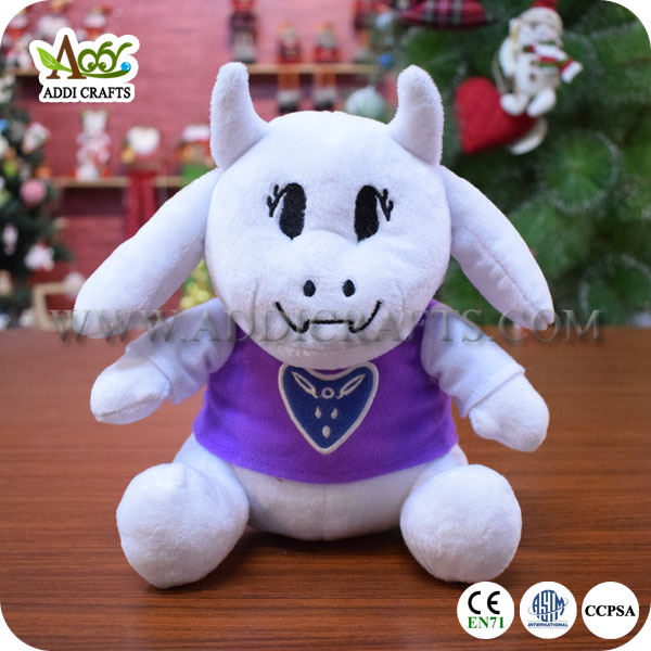 Plush Stuffy Toy Plush Cow Toy