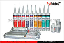 One component floor polyurethane/pu adhesive sealant gule