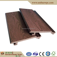 High Quality China Manufacturers exterior decorative wpc wall panel