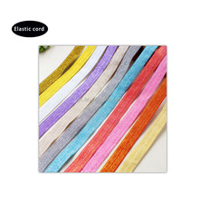 2016 new-arrival multi using elastic band, cheap colorful elastic band