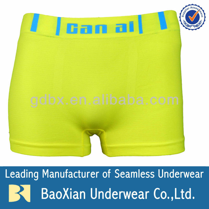 Hot Sale Seamless brand men underwear