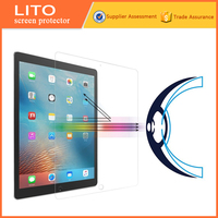 2016 new arrival 9h tempered glass anti uv laptop screen protector for ipad mini 4