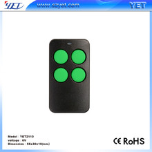 China Factory adjustable frequency gate remote control YET2110
