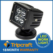 Offroad Light 16W Truck Lamp LED Motorcycle Headlight LED Lights For Boats