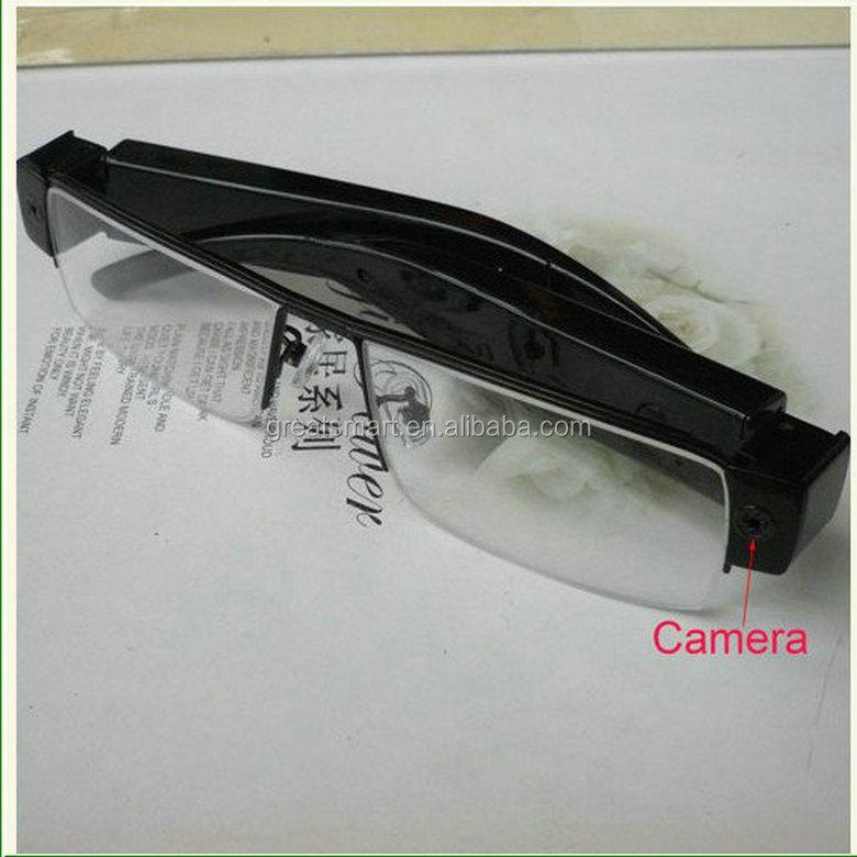 Eyeglass Frame Camera : Transparent Glasses,1080p Half Frame Hd Camera,China Hot ...