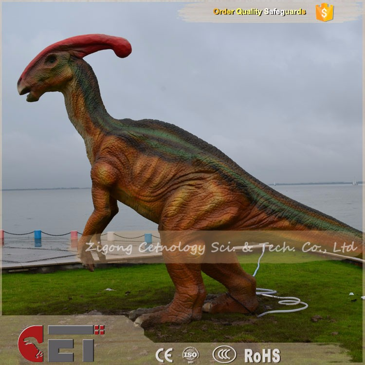 CET-H500 game show equipment China simulated dinosaur