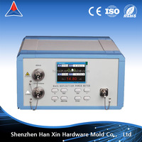 Bench-top Insertion Loss & Return Loss Test Station / Fiber Optical cable Tester With Good Price And High Quality