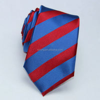 Fashion factory direct customize woven polyester ties