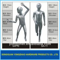 Dongguan OEM!!doll sized mannequin child dress form mannequin
