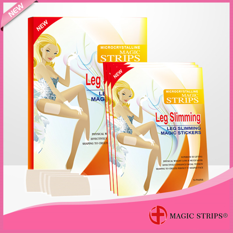 100% Natural Herbal Microcrystalline Leg Slimming Magic Sticker / Patch
