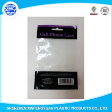 Cell Phone Case Heat Seal Bopp Packaging Bag