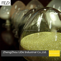 Made in China high quality HPHT yellow artificial industrial cosmetic diamond powder for abrasive tools