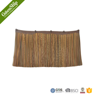 High quality Flexible artificial thatched roof _ GreenShip