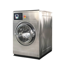latest design high credit industrial or commericial laundry equipment 8kg 10kg automatic washing machines for sale