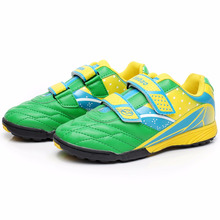 Tiebao Boy's Classic Athletic Shoes Cool Soccer Sneakers