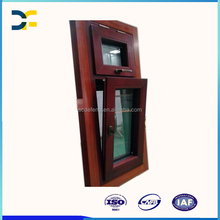 Wood cladding Aluminum Window