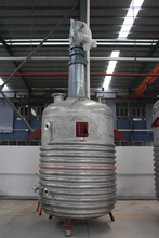 Jinzong Machinery Stirred Tank Reactor, Agitated Tank Reactor for resin, alkyd, polyurethane, adhesive
